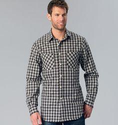 K4075 Men's Shirts