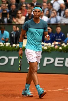 PHOTOS: Rafael Nadal reaches 200 Grand Slam victories with straight sets win over Facundo Bagnis Rafael Nadal has cruised into the third round of the French Open with a 6-3, 6-0, 6-3 win over 99th-ranked Facundo Bagnis of Argentina. Today's victory for Rafa was his 200th Grand Slam match win — he is eighth on the all-time list, just three behind Pete Sampras. He is now four match wins shy of notching 800 career match wins (796-168). Roland Garros 2016 Vamos Rafa NikeCourt Nike