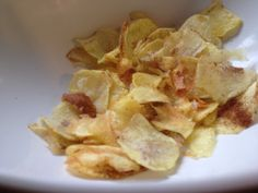 Awesome chips : zelfgemaakt!!!