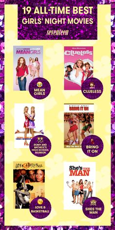 19 All-Time Best Girls\' Night Movies