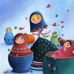 poupées-russes