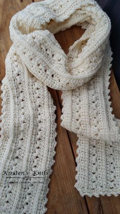 Free crochet pattern for Primrose and Proper super scarf at Kirstensknits.blogspot.com