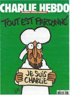 Se in edicola non siete riusciti a trovarlo oppure se siete solo curiosi...ecco il nuovo numero di #CharlieHebdo. Il settimanale satirico è andato a ruba a una settimana dall'attacco che ha colpito la redazione.  Leggi e guarda le vignette  http://www.finanzautile.org/charlie-hebdo-leggi-e-guarda-il-nuovo-numero-20150114.htm
