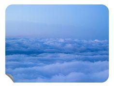 Wolken Klebefolie