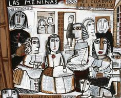 [ E ] Elezar - After Las Meninas by Cea., via Flickr