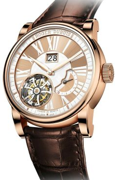 THE HOMMAGE TRIBUTE TO ROGER DUBUIS -