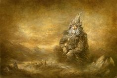 """The Magus"" by Yaroslav Gerzhedovich"