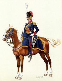 Офицер 16-го Уланского полка В.Г.В. Poland History, Empire, Crimean War, Napoleonic Wars, Warsaw, Old Pictures, Soldiers, Army, Military Uniforms