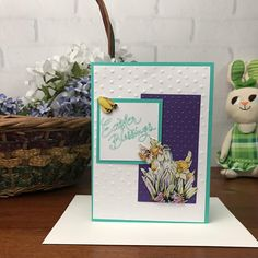 Custom Easter Card, Christian Easter Card, Religious Card, Easter Card Christian, Spring Card, Easter Greeting Card, Handmade Card by AllTogetherwithLove on Etsy