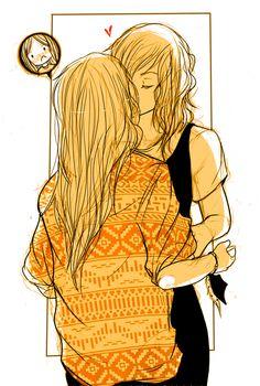 "futagosa: "" kiss kiss kiss kiss…kisssssssssssss """