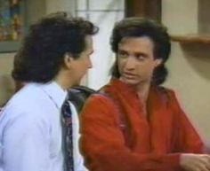 My Cousin Larry....I loved this tv show, perfect strangers