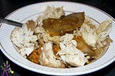 Guamanian Chicken Estufau Recipe