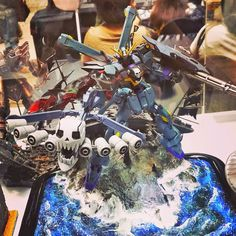 GUNDAM GUY: Gunpla Builders World Cup 2014 (Indonesia) - Image Gallery (Part 1)
