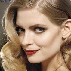 For Love Boat  Veronica Lake inspired beauty + hair
