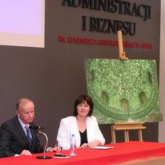 Prof Grzegorz W. Kolodko i ja