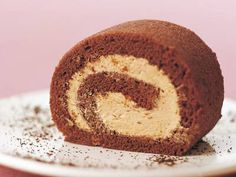 「コーヒーロールケーキ