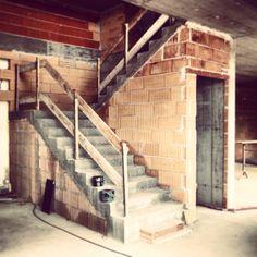 #concrete #brick #stairs