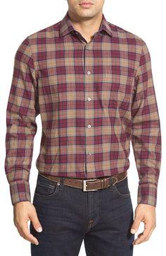 John W. Smart Casual, Men Casual, Mens Designer Shirts, Mens Fashion Blazer, Sports Shirts, Wool Blend, Shirt Designs, Nordstrom, Plaid