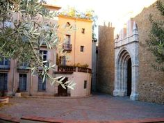 Ceret, I lived near here, in a rather comfortable stone hut cut into the hillside of the Pyrennes Mountains. The Albigensian Crusade started in 1209, I was able to remain hidden working with alchemy and healing until the very end in 1229 when I met my usual end, killed by the Catholic Church.