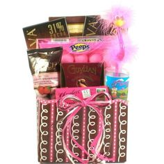 Great arrivals gift baskets itunes cool easter treats teen tween gift basket drop shipping easw easter sweets easter gift basket walmart negle Images