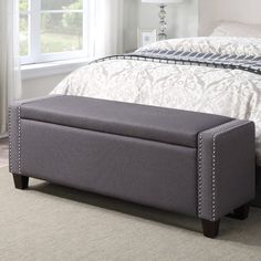 Found it at Wayfair - Colt Upholstered Storage Bedroom Bench