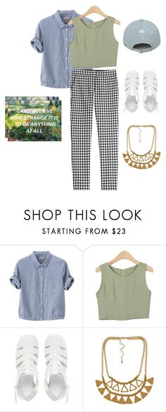 """""""hush"""" by insularenigma ❤ liked on Polyvore featuring Margaret Howell, ASOS and Diane Von Furstenberg"""