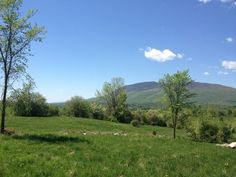 Manchester, Vermont Real Estate  The last available Overlook Association Lot with extraordinary and unobstructed westerly views to the Taconic Range and Equinox Mountain. #Manchester, Vermont