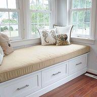 Window Seat/Reading Nook/Storage