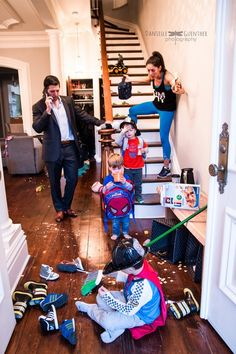 Realistic Family Photos by Danielle Guenther - 07