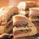 Mini Muffuletta Recipe from TasteofHome.com