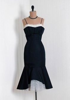 1950s retro vintage dress