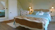 House - Clontarf | RK Designs Zoffany Wallpaper, French Interior Design, Dublin, Luxury Homes, Ireland, Irish, Bed, House, Furniture