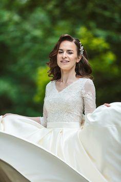 Romantic Wedding in Zalau Greece Wedding, Romantic Weddings, Bridal Portraits, Beautiful Bride, Designer Dresses, Wedding Day, Couture, Wedding Dresses, Photography