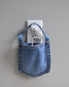Cell phone charger holder, wall charger for iPhone, docking station for cell phone, smartphone