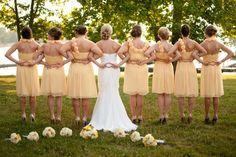 ADPi Bridesmaids