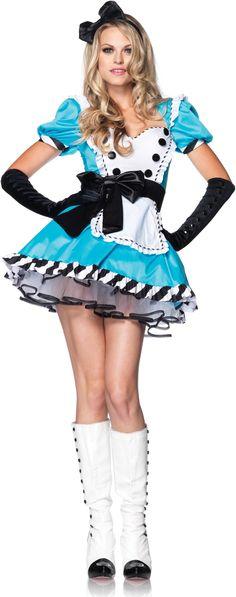 charming alice costume (adult)