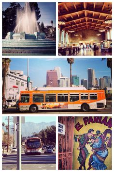 Instagram photos from Downtown Los Angeles