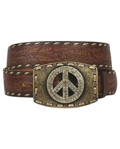 "Ariat's City Girl Belt- the perfect mix between country and city style. See how we styled this in our lookbook ""Here Comes the Sun"" 