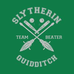 Shop Quidditch - Slytherin slytherin t-shirts designed by QUIDDITCHLEAGUE as well as other slytherin merchandise at TeePublic. Albus Severus Potter, Draco Harry Potter, Harry Potter Anime, Harry Potter World, Draco Malfoy, Slytherin Pride, Slytherin Aesthetic, Harry Potter Aesthetic, Harry Potter Planner