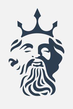 Poseidon Symbol   Go Back > Gallery For > Poseidon Logo