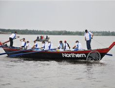 """Treaty and York Boat Days at Norway House, Manitoba, Canada. """"Held since 1973, Treaty and York Boat Days is an annual summer festival hosted by the Norway House Cree Nation. The event commemorates the community's history during the time of the fur trade and emphasizes family and cultural values. Teams from all over Manitoba, neighbouring provinces and the United States enter teams to race traditional York Boats through the Nelson River."""" Norway House, Fur Trade, Western Canada, My Community, 19th Century, Boats, United States, Memories, Traditional"""