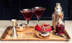 Oprah's Pomegranate Vodka Bubbles