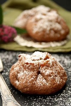 Schoko-Bratapfel-Cookies