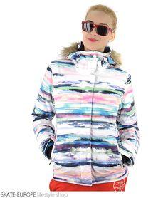 Snowboard jacket Roxy - Jet Ski 10K (191€)
