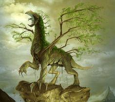 Earth Dragon. Dragon of Earth is the key to save Chrysos.