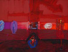 Early Evening - Jan Pospíšil Painting Gallery, Mixed Media Canvas, Art, Art Background, Kunst, New Media Art, Gcse Art
