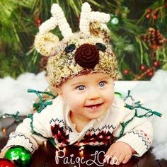 avagirldesignsonetsy  Have a little one on the way this fall or winter  Ragnar the Reindeer will make the cutest holiday hat  available in sizes  0 to 3 3 to 6 and 6 to 12 months  Crochet pattern is available as well for all those DIY crocheters  Best wishes and please share. #love #amazing #instalike #picoftheday #instadaily #bestoftheday #webstagram #colorful #holidayseason #staywarm #wintertime #snowing #christmas #snow #holidays #cold #photooftheday #cloudy #rain #etsyfinds #cozy…