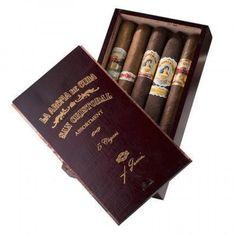 La Aroma & San Cristobal Cigar Assortment Sampler   spiritedgifts.com