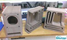 WHFSC-K2T4(I16l) Speaker Kits, Home Audio Speakers, Speaker Plans, Audiophile Speakers, Jl Audio, Speaker Amplifier, Built In Speakers, Subwoofer Diy, Subwoofer Box Design