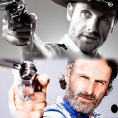 ANDREW LINCOLN//RICK GRIMES//THE WALKING DEAD